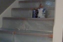 Film PE translucide - special peintre 75m2