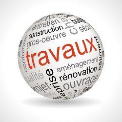 Travaux, rénovation, ouvrage gros oeuvre, second oeuvre, travaux de finition, construction, BTP