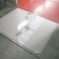Tapis collant pelable ZONEPROTECT salle blanche environnements contrôlés - tapis anti-poussière
