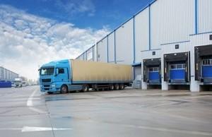 camion logistique livraison