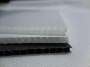 Protection alvéolaire en polypropylène PROTECTPLAK