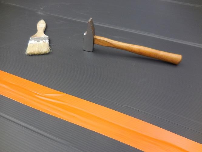 Plaque de protection chantier - Protection de sol - panneau pour protection de sol