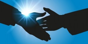 Confiance accord partenariat KINGPRO