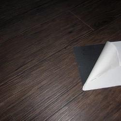 Lamelles PVC adhésives de sol
