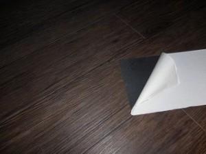 Protections pour Lamelles PVC adhésives de sol