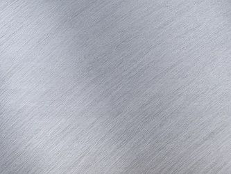 Métaux lisses - métaux peints lisses (brilliant) - Aluminium (poli, galvanisé, anodisé plat) ou acier inoxydable