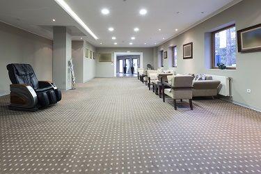 Protection de sol pour moquette tapis