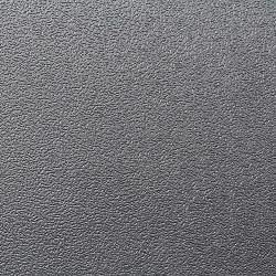 Plastiques texturés : PVC, vinyle, linoleum (avec relief)