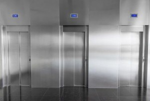 Travaux d'ascenseur - protection de surface