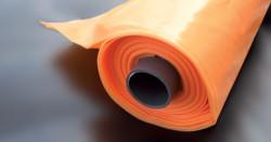 Barrière anti-radon / film polyéthyèlene anti-radon
