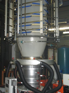 Extrusion film polyéthylène PE film plastique KINGPRO