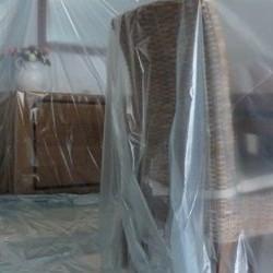 Film Polyéthylène - protection de chantier