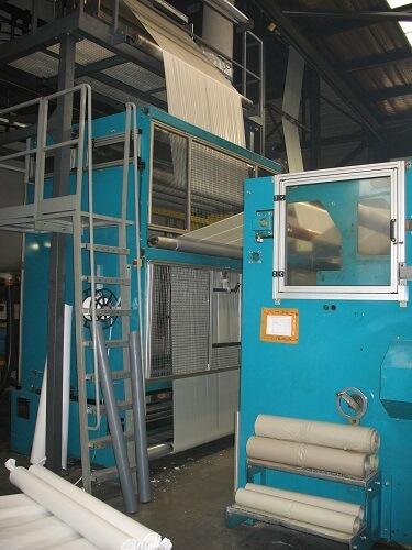 Film plastique de protection chantier KINGPRO