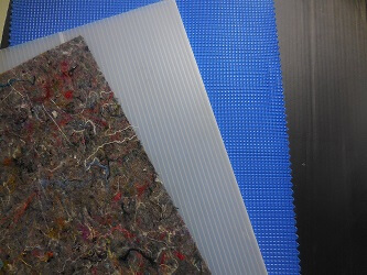 Protections de surfaces non adhésives