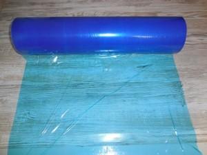 Protection de parquet pour travaux de peinture