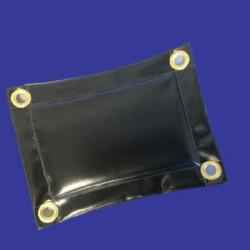 Bache acoustique - réduction sonore chantier industrie