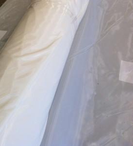 Film PE blanc - polyéthylène de protection blanc