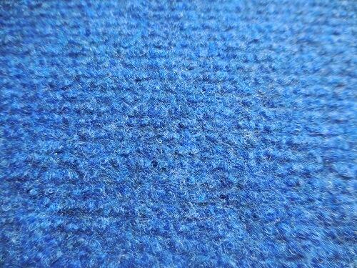Moquette de protection chantier travaux - moquette aiguilletée bleue