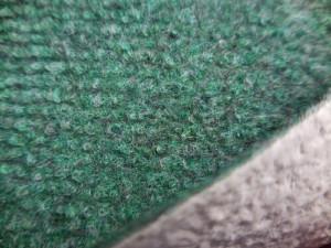 Moquette de protection chantier travaux - moquette aiguilletée verte