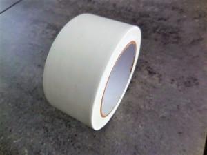 Adhésif PVC Blanc - jonction protection - multi-usage - emballage
