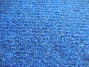Moquette de protection chantier travaux - moquette aiguilletée - tuftée bleue