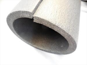 Profilé mousse - bâti de porte mousse ignifugé M1 - protection porte