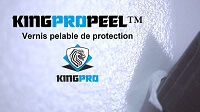 Vernis pelable - protection pelable - peinture pelable de protection
