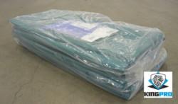 Bâche PVC 570gm² PREMIUM - KINGPRO - Protection de chantier