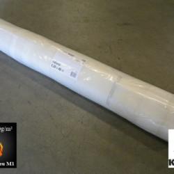 Bâche armée transparente classée anti-feu M1 - ignifugée M1 - KINGPRO