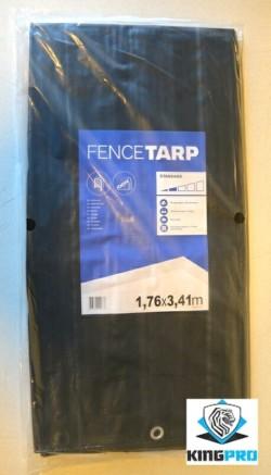 Bâche clôture mobile de chantier KINGPRO - FENCE TARP