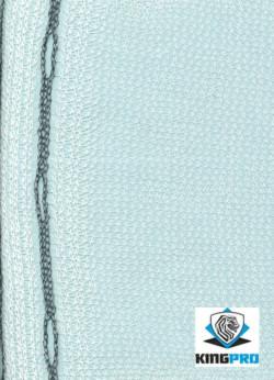 Filet échafaudage 50gm² - KINGPRO - Blanc