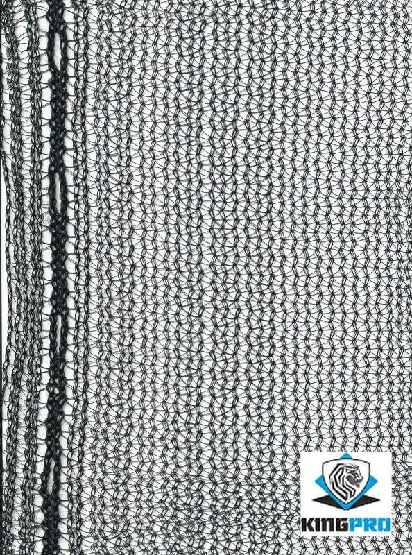 Filet échafaudage 50gm² - KINGPRO - Noir