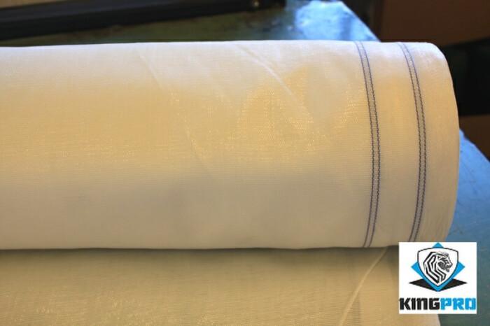 Filet de ravalement 125gm² blanc - KINGPRO 2.70mx50m 3.20m x50m