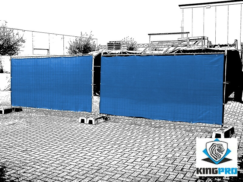 Filet spécial clôture - KINGPRO