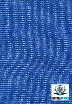 Filet spécial clôture mobile de chantier KINGPRO - bleu
