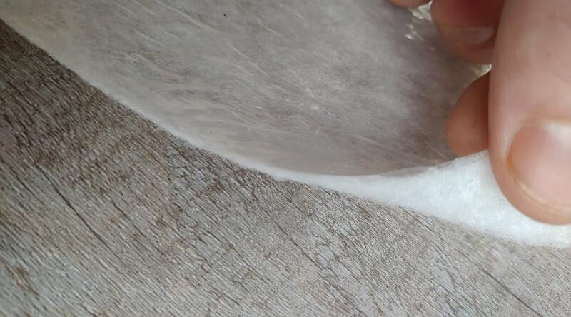 Fibre étanche KINGPRO - non tissé avec film pe étanche - protection temporaire de sols