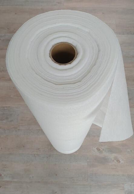 Fibre étanche KINGPRO - protection de chantier pour vos sols - rouleau de 1m x 50m