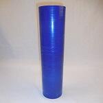 Film fenetre protection adhésive bleue - film adhésif vitrage protégé