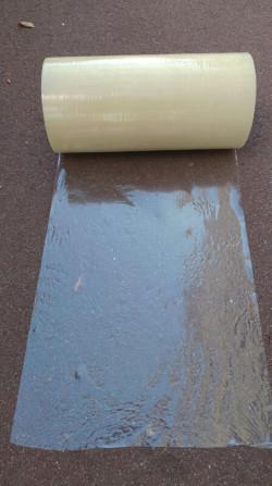 Film adhésifs KINGPRO VHT 300mm x 100m pour bitume enrobé - film adhésif pour bitume enrobé 3