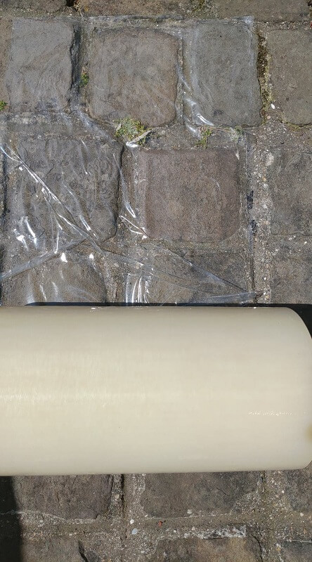 Film adhésifs KINGPRO VHT 300mm x 100m pour pavés surfaces texturées façades