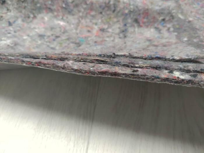 Feutrine étanche absorbante KINGPRO - densité 180gm² 300gm² 500gm² - protection de chantier - rouleau de protection