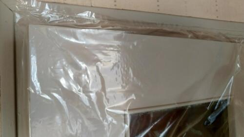 Protection de porte - Housses de protection pour porte sur chantier - ouverture latérale