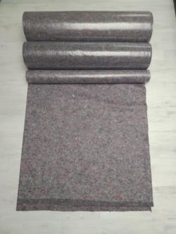 Rouleaux de feutrine étanche KINGPRO 180 300 et 500gm² KINGPRO - protection des sols sur chantier