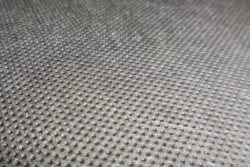 Sol respirant gaufré KINGPRO 1m x 100m - 100gm² - protection de parquet - carrelage