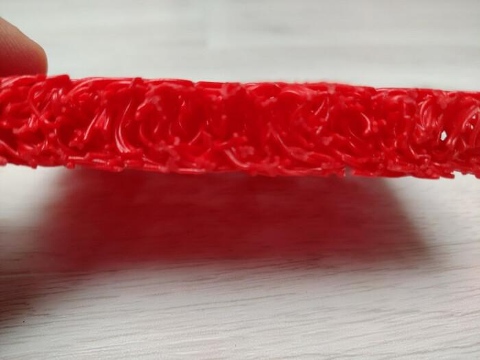 Tapis spaghetti de circulation KINGPRO - épaisseur 14mm