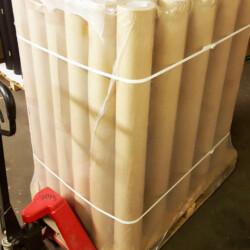 Carton plastifié 260gm² KINGPRO type TETRA 75m² - 1.30m x 57.70m