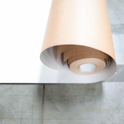 Carton plastifié de protection TETRA - carton plastifié de protection de sol pour chantier