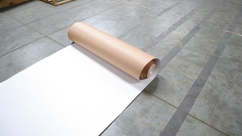 Carton plastifié de protection TETRA - protection de chantier plastifié carton chantier