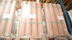 Carton plastifié de protection TETRA - protection économique de chantier